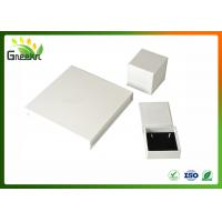 Wholesale Personalized Custom Cardboard Packaging Boxes for Jewelry Packing from china suppliers