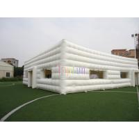 Wholesale Commercial Clear Inflatable Lawn Tent / Outdoor Blow Up Show Tent for Rental Business from china suppliers