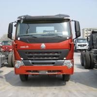 Wholesale ST16 420hp Tractor Truck Head Prime Mover Truck With 400L Fuel Tank Capacity from china suppliers