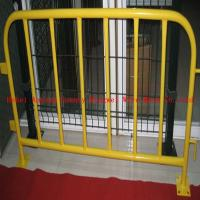 Wholesale removable pedestrian barricade/crowd control fence from china suppliers