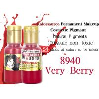 Wholesale 15ml Pure Plant Permanent Makeup Pigments Essence Natural Kolorsource from china suppliers