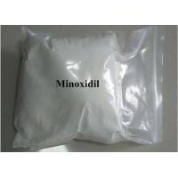 Wholesale Nature Raw Material Pharmaceutical ,  Hair Regrowth Powder Minoxidil 38304-91-5 from china suppliers