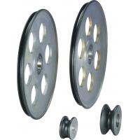 Cable Pulleys For Sale : High hardness ceramic coating aluminum pulley tungsten carbid for wire guide pulleys of item