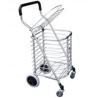 Wholesale Europe supermarket shopping trolley from china suppliers