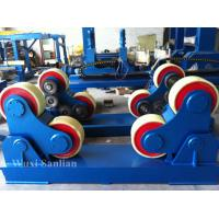Wholesale Customized Blue 40T Welding Turning Rolls / Self Aligning Rotators for Pipe from china suppliers