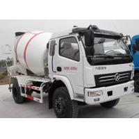 Wholesale 4X2 4M3 Concrete Mixer Truck Self Loading 4 Cubic Meters For Sinotruk DFAC from china suppliers