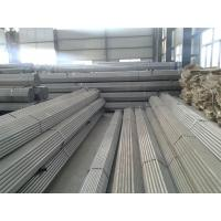Wholesale galvanized steel pipes for building materials from china suppliers