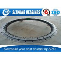 Wholesale Tower Crane Turntable Slewing Ring Bearing With Low Vibration from china suppliers