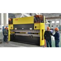 Wholesale Double Bend CNC Sheet Press Brake Machine Servo Pump Drive 4000M Length from china suppliers