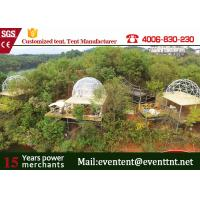 Wholesale China Geodesic Dome Tents dome house for Outdoor camping family event, camping beach tent for sale from china suppliers