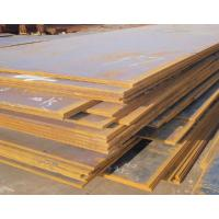 Wholesale SS400 Hot Rolled Steel Sheet / Carbon Steel Plate With Mill Edge Width 1500 - 2200mm from china suppliers