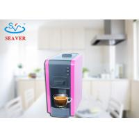 Wholesale Italy Pump Multi Capsule Coffee Machine , Pink Coffee Maker OEM / ODM Acceptable from china suppliers