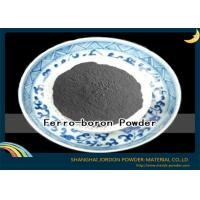 Wholesale 180 Micron Black Ferro Boron Powder Metallurgy Materials For Electrode from china suppliers