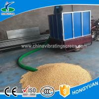 Wholesale Agricultural machinery is simple type spiral peanuts soybean corn grain conveyor from china suppliers
