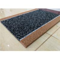 Wholesale Heat Resistance EPDM Rubber Granules , Environmental Black Rubber Granules 25kg / Bag from china suppliers