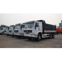 Wholesale 6X4 Heavy Duty Dump Truck Engine With Strengthen Bumper Ten Wheel Tipper from china suppliers