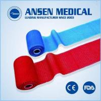 Quality 2 inch to 6 inch various colors orthopedic casting  tape, polymer medical  bandage for sale