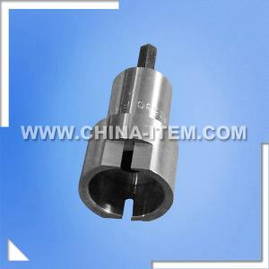 Wholesale EN60968 / IEC60968 Figure3 B15 Lamp Holder Torque Gauge from china suppliers
