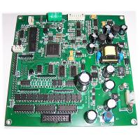Wholesale Full Electronics Turkey Assembly PCBA FR4 material HAL Surface Finishing Thickness Green Solder Mask from china suppliers
