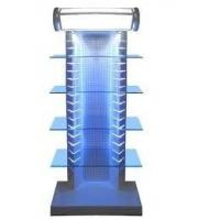 Wholesale Peg Hook Fashion Recycled Wooden Display Stands With LED for super market from china suppliers