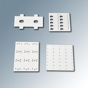 Quality 96% Alumina ceramic substrate,ceramic board for sale
