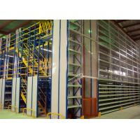 Wholesale Multiple Level Rack Supported Mezzanine , Structural Storage Mezzanine Platforms from china suppliers