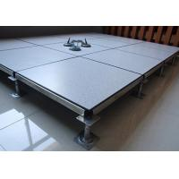 Wholesale FS800 HDG600 610 x 610 x 35mm Environmental Anti-Static Raised Access Floor from china suppliers