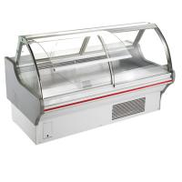 Buy cheap Commercial Fresh Food Deli Display Refrigerator Open Front For Restaurant from wholesalers
