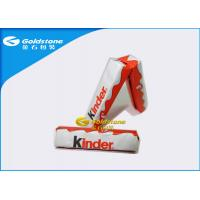 Wholesale Aluminum Wax Paper Candy / Chocolate Foil Wrappers Excellent Fold Properties from china suppliers