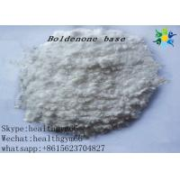 Wholesale High Purity Legal Boldenone Base Safe Steroids For Muscle Building CAS 846-48-0 from china suppliers
