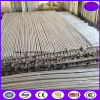 Wholesale 1m length Suppliers of straight cut wire black wire material from china suppliers