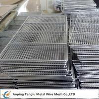 China Stainless Steel Barbecue/BBQ Grill Wire Mesh Netting|One-Off and Recycle Type on sale