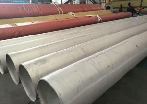 Wholesale ASTM A312 / A312M TP316Ti Stainless Steel Welded Tube from china suppliers
