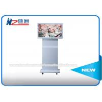 """Wholesale 42"""" Indoor Floor Standing Digital Advertising Kiosk Rotating LCD Player Android Monitor from china suppliers"""
