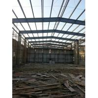Wholesale Steel Framed Prefabricated Industrial Buildings Anti Corrosion Painting Fast Installation from china suppliers