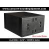 Buy cheap Line Array Sound System / 2x18