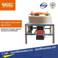 Buy cheap Slurry Magnetic Separator Machine 1500 * 1500 * 2000mm Metal Separation Equipment from wholesalers