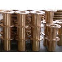 Wholesale Extrusion Screw Blanking Cutting Forming Presses Machine Copper Tin Bronze Centrifugal Casting Screw Nuts from china suppliers
