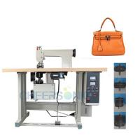 Wholesale 1500W Ultrasonic Vibration / Sewing Machine With Low Energy Consumption from china suppliers