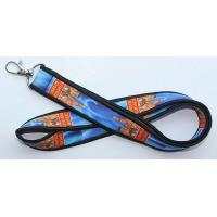 Wholesale PU badge holder, polyester / nylon/cotton/PET lanyards from china suppliers