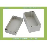 Quality 158x90x75mm electronic flame retardant waterproof plastic enclosures plastic boxes for sale