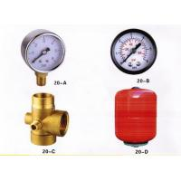 Wholesale IP68 6 Bar Gas Pressure Control Switch / Gauges For Water Pumps from china suppliers