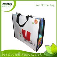 Wholesale high quality gusseted tote bag from china suppliers