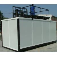Wholesale New design container storage container warehouse low cost container house from china suppliers