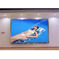 Wholesale P4 Stable Rental Full Color Led Display With Magnet / Front Service Rgb Led Screen from china suppliers