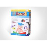 Wholesale Professional Early Reading Educational Dvds For Babies Spanish Audio from china suppliers