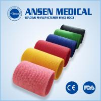 Wholesale Medical Consumable Bandage Wound Dressing Polyester Casting Tape from china suppliers