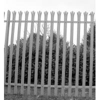 Wholesale european palisade d fences from china suppliers