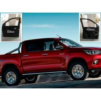 Wholesale 2016 Toyota Hilux Revo Auto Body Parts Black Car Door Thickness 0.8mm from china suppliers