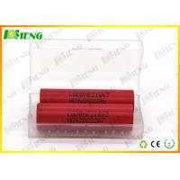 Wholesale 2500Mah 18650 Lifepo4 Battery / Cylindrical 18650 Lithium Ion Battery from china suppliers